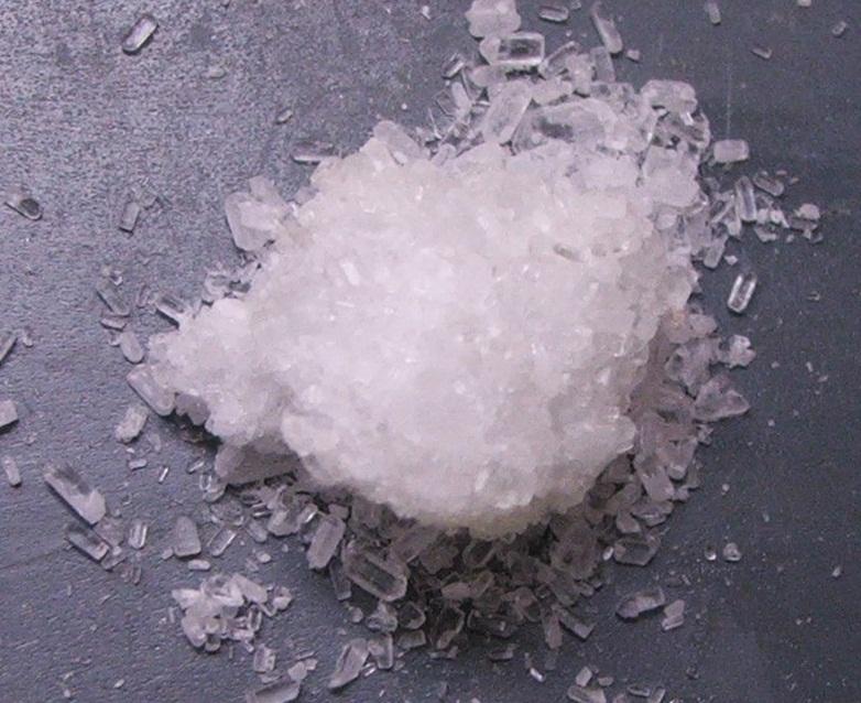 Magnesium sulfate ou sel d'Epsom